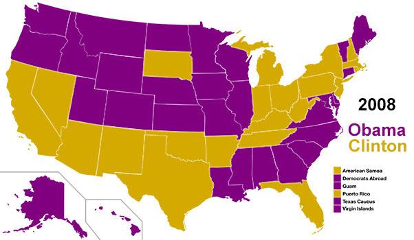 2008 map