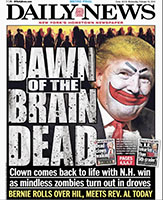 NYDN front pahe