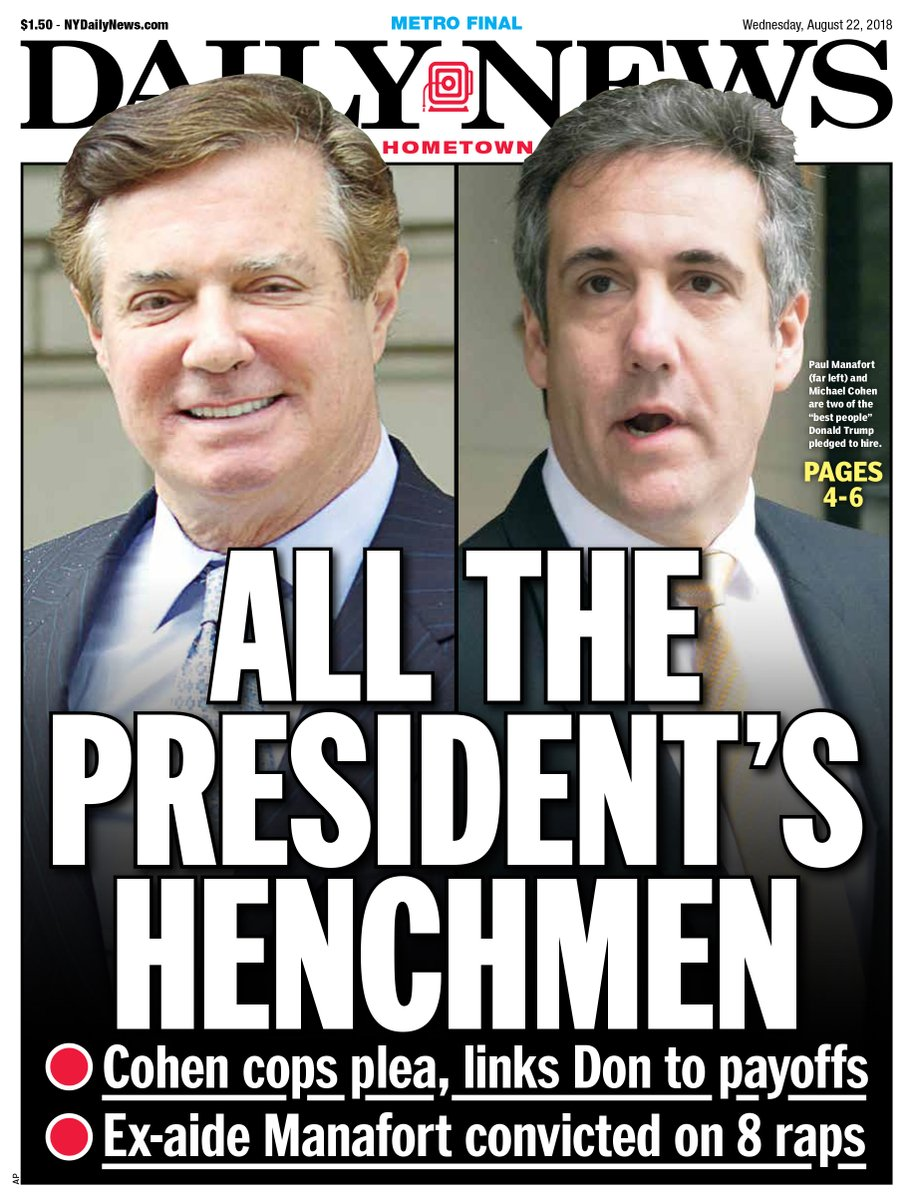 All the President's Henchmen'