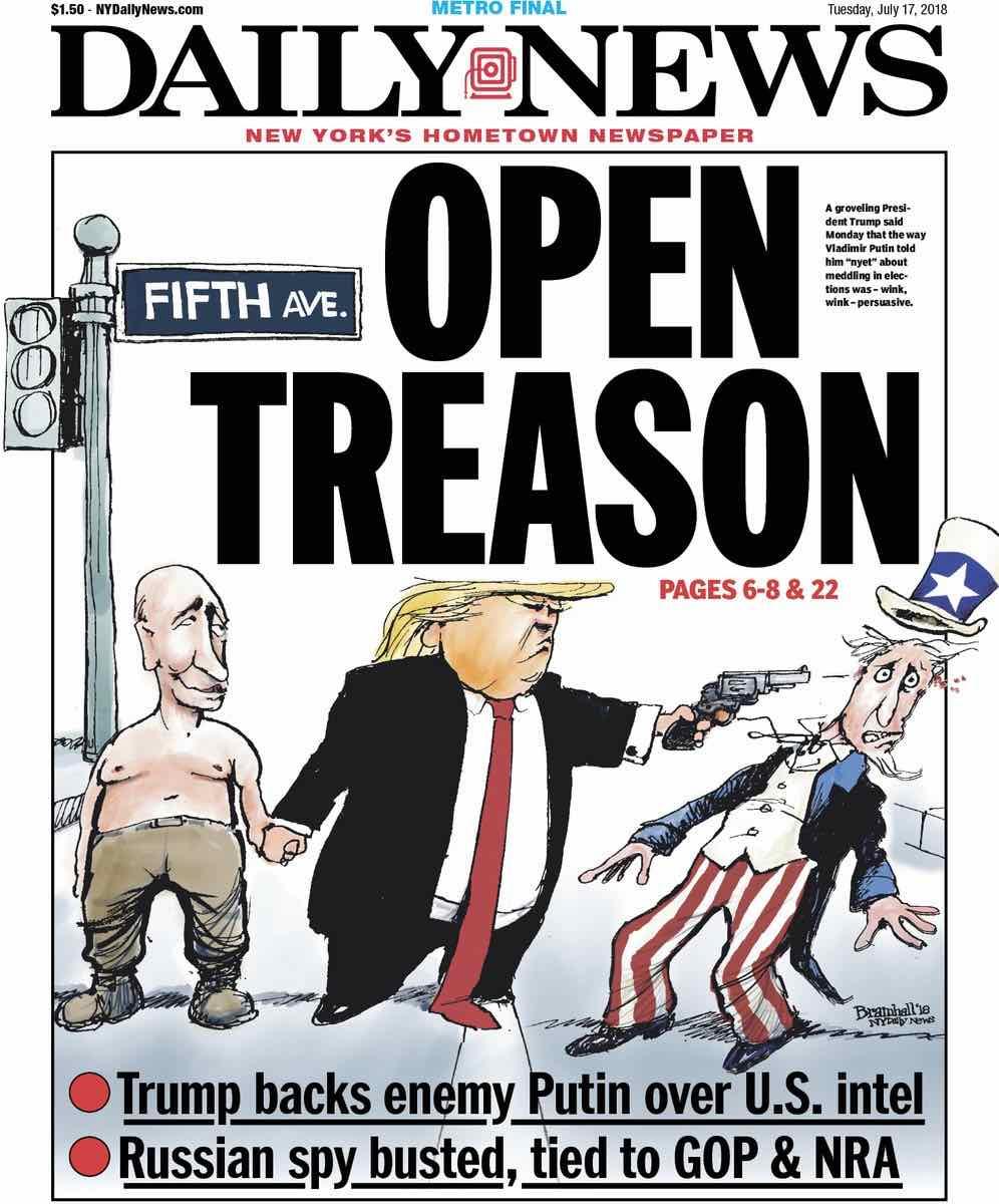 Open Treason