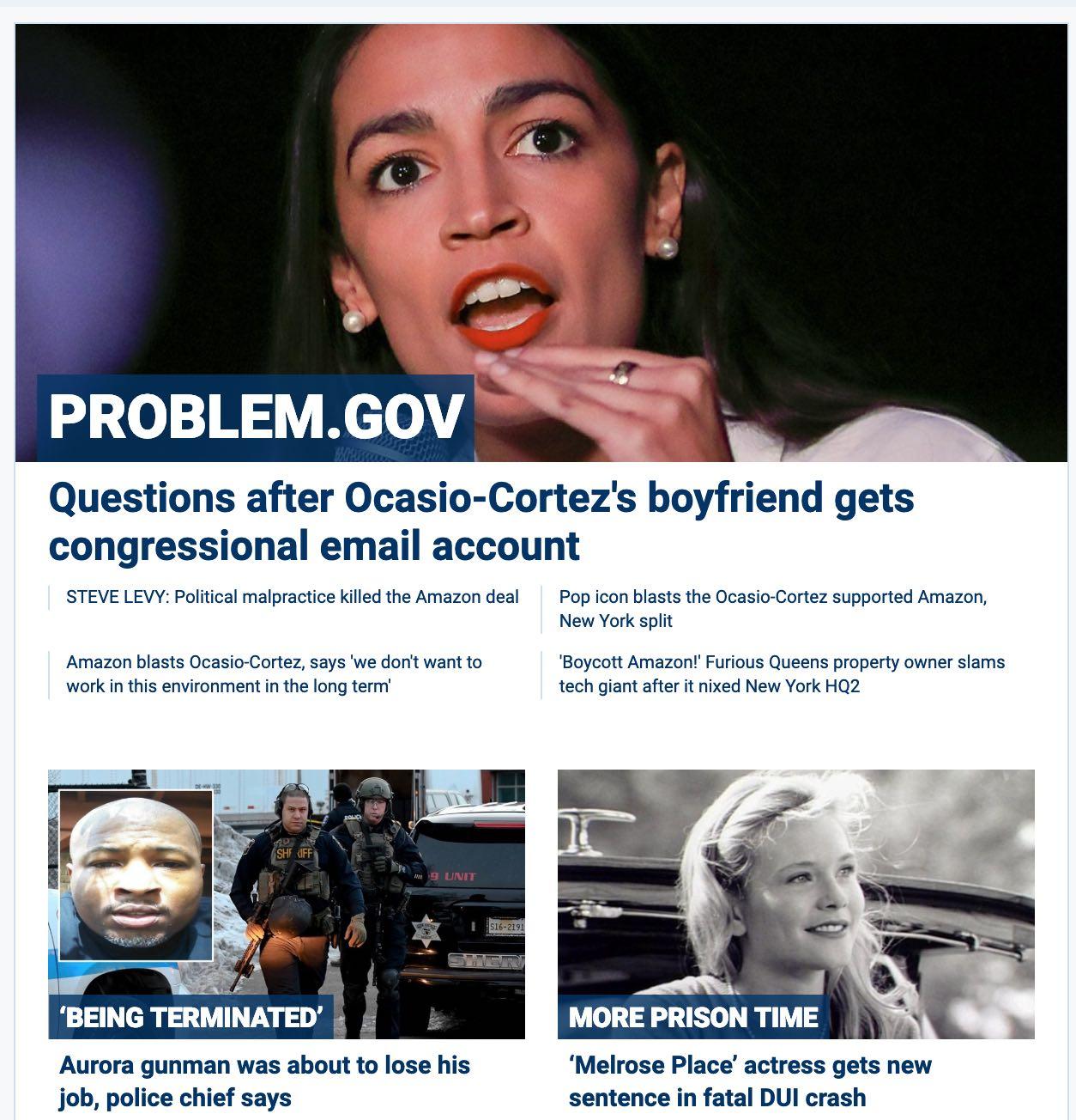 Fox -- no emergency stories