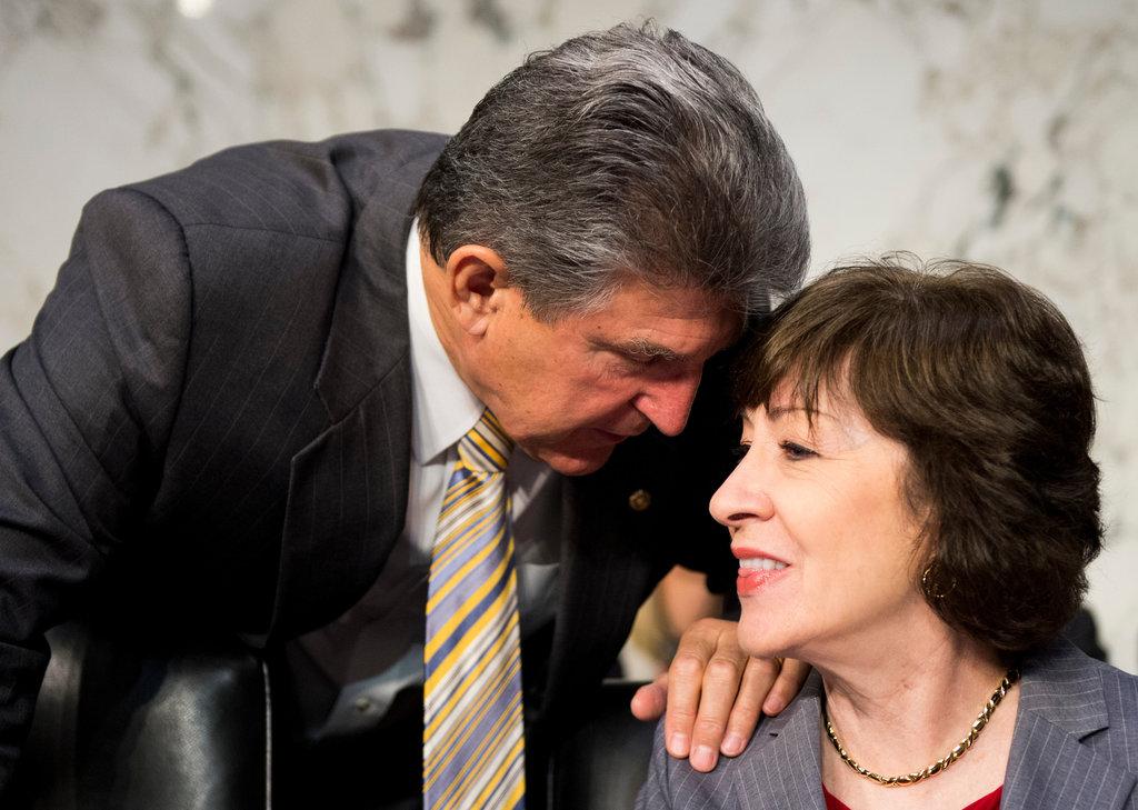 Joe Manchin and Susan Collins