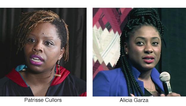 Patrisse Cullors + Alicia Garza