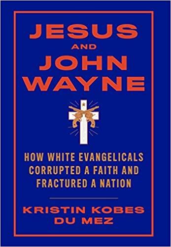 Jesus and John Wayne book