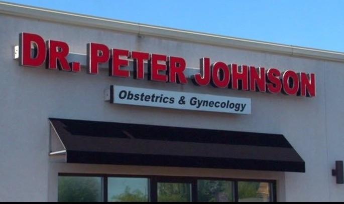 An OB-GYN named Peter Johnson